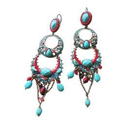Satellite-Earrings-Multiple colors