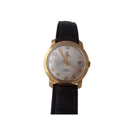 Yema-Automatic watches-Golden