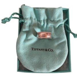 Tiffany & Co-Rings-Silvery