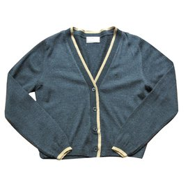 Burberry-Knitwear-Grey