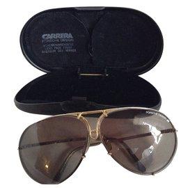Carrera-Sunglasses-Golden