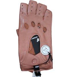 Autre Marque-Mitaines Glove Story-Rose