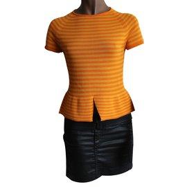 Piazza Sempione-Knitwear-Orange