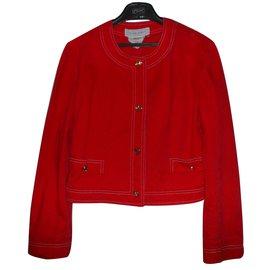 Céline-Jackets-Red