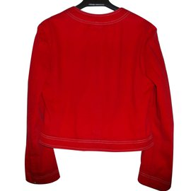 Céline-Jackets-Red