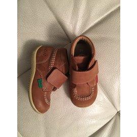 Autre Marque-First steps-Brown