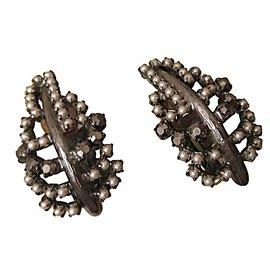 Christian Dior-Earrings-Grey