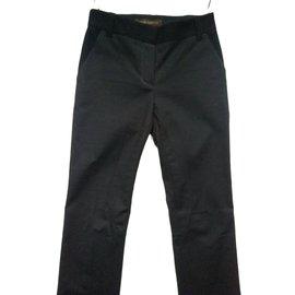 Louis Vuitton-Slim fit modéré-Noir