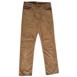Polo Ralph Lauren-Pants-Caramel