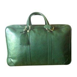 Goyard-Travel bag-Green