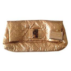 Louis Vuitton-Clutch bags-Golden
