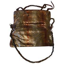 Zadig & Voltaire-Clutch bags-Golden
