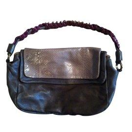 Chloé-Handbags-Grey
