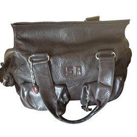 Sonia Rykiel-Handbags-Brown
