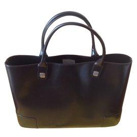 Inès de la Fressange-Handbags-Brown