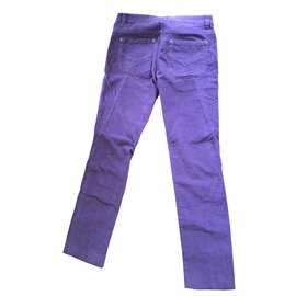 Zadig & Voltaire-Pants, leggings-Pink