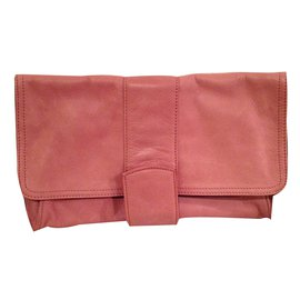 Maje-Clutch bags-Pink