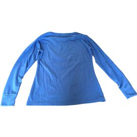 Abercrombie & Fitch-Tops-Blue