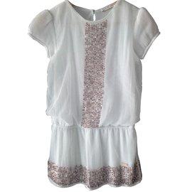Liu.Jo-Dresses-White