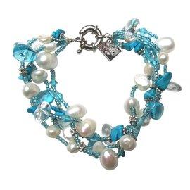 Autre Marque-Bracelets-Blue