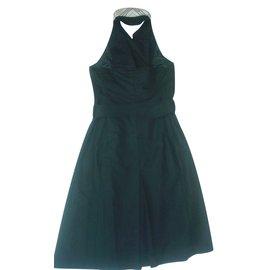 Burberry-Dresses-Black