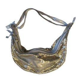 Chloé-Clutch bags-Silvery