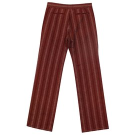 Louis Vuitton-Pantalon-Rouge