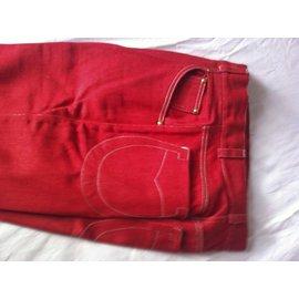 Hermès-Jean droit-Rouge
