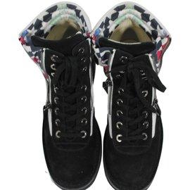 Chanel-Motardes sneakers-Autre