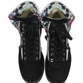 Chanel-Motardes sneakers-Autre