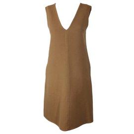 Chloé-Dresses-Caramel