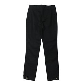 Louis Vuitton-Pantalon-Noir