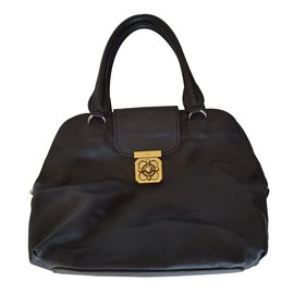 Chloé-Handbags-Black