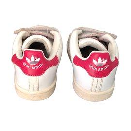 Adidas-Stan Smith-Blanc