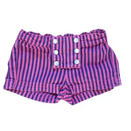 Louis Louise-Short fille-Multicolore