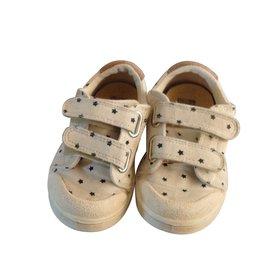 Bonton-Sneakers-Beige