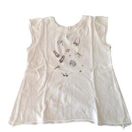 Bonpoint-Tshirt-Blanc