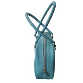 Hermès-MINI PLUME-Bleu