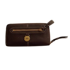 Mulberry-Wallets-Brown