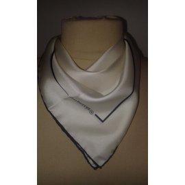 Burberry-Scarves-White