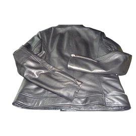 Hôtel Particulier-Biker jackets-Black