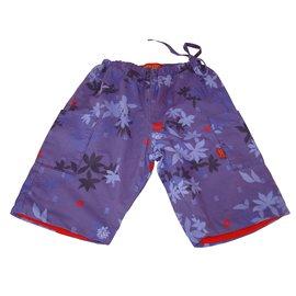 Kenzo-Pantalons-Bleu