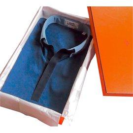 Hermès-Chemise collection-Bleu
