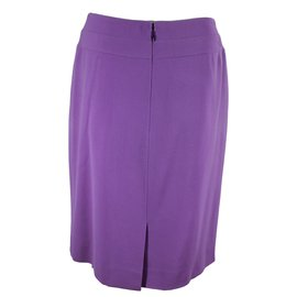 Céline-Skirts-Purple