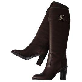 Louis Vuitton-LEGACY HIGH-Marron