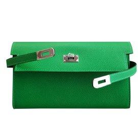 Hermès-Wallets-Green