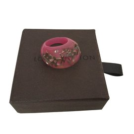 Louis Vuitton-Bagues-Rose