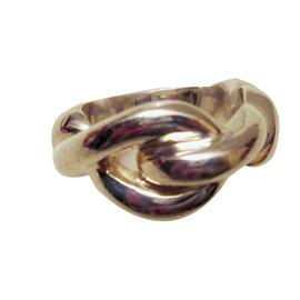 Hermès-Noeud marin-Argenté