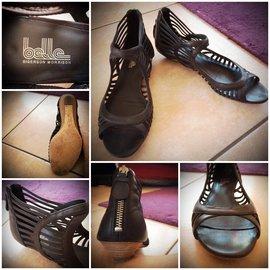 Belle Sigerson Morrison-Sandals-Black