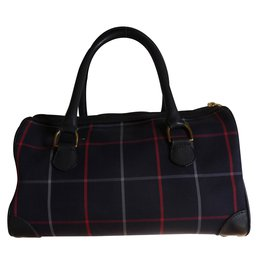 Burberry-Handbags-Blue